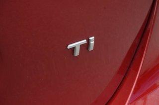 2018 Nissan Qashqai J11 Series 2 Ti X-tronic Red 1 Speed Constant Variable Wagon