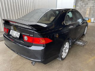 2006 Honda Accord Euro CL MY2006 Luxury Nighthawk Black 5 Speed Automatic Sedan.