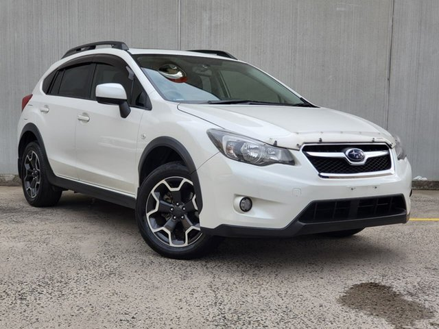 Used Subaru XV G4X MY15 2.0i-L Lineartronic AWD Oakleigh, 2015 Subaru XV G4X MY15 2.0i-L Lineartronic AWD White 6 Speed Constant Variable Wagon