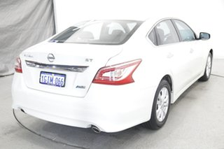 2016 Nissan Altima L33 ST X-tronic Pearl White 1 Speed Constant Variable Sedan