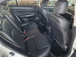 2016 Subaru Impreza MY16 2.0I Premium (AWD) White Continuous Variable Hatchback