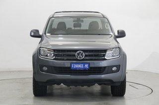 2016 Volkswagen Amarok 2H MY16 TDI420 4MOTION Perm Core Plus Grey 8 Speed Automatic Utility.