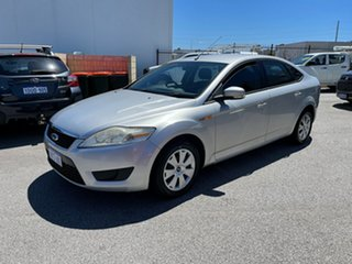 2009 Ford Mondeo MB LX Silver 6 Speed Automatic Wagon.