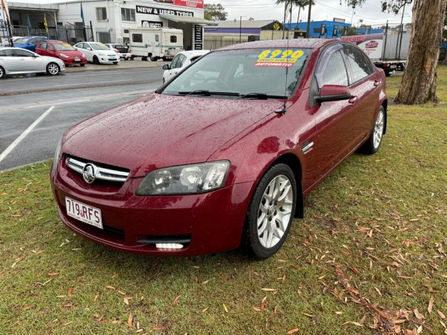 Used Holden Commodore VE MY09 60th Anniversary Clontarf, 2008 Holden Commodore VE MY09 60th Anniversary Maroon 4 Speed Automatic Sedan