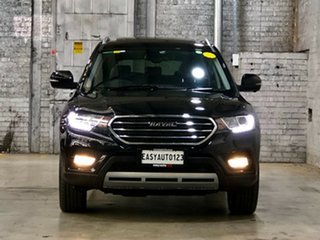 2020 Haval H6 Lux DCT Black 6 Speed Sports Automatic Dual Clutch Wagon.