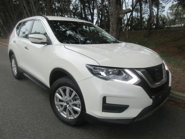 Used Nissan X-Trail T32 Series II ST X-tronic 2WD Reynella, 2018 Nissan X-Trail T32 Series II ST X-tronic 2WD White 7 Speed Constant Variable Wagon