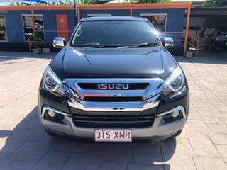 2017 Isuzu MU-X MY17 LS-U Rev-Tronic 4x2 Black 6 Speed Sports Automatic Wagon.