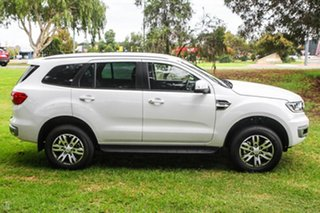 2021 Ford Everest UA II 2021.75MY Trend White 6 Speed Sports Automatic SUV
