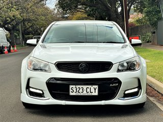 2015 Holden Commodore VF II MY16 SS Sportwagon White 6 Speed Sports Automatic Wagon.