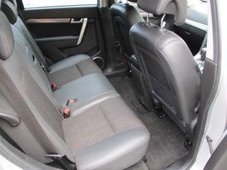 2013 Holden Captiva CG MY13 7 CX (4x4) Silver 6 Speed Automatic Wagon