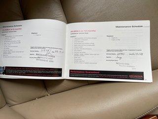 2006 Honda Accord Euro CL MY2006 Luxury Nighthawk Black 5 Speed Automatic Sedan