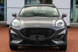 2021 Ford Puma JK 2021.75MY ST-Line Grey 7 Speed Sports Automatic Dual Clutch Wagon.
