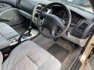 2003 Mitsubishi Magna TL ES Gold 4 Speed Auto Sports Mode Sedan