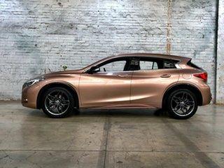 2018 Infiniti Q30 H15 Sport Premium D-CT Bronze 7 Speed Sports Automatic Dual Clutch Wagon
