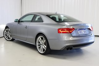 2016 Audi A5 8T MY16 S Line Plus S Tronic Quattro Silver 7 Speed Sports Automatic Dual Clutch Coupe.