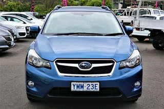 2014 Subaru XV G4X MY14 2.0i-S Lineartronic AWD Blue 6 Speed Constant Variable Wagon.