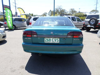 1995 Holden Commodore VR Acclaim Green Automatic Sedan.