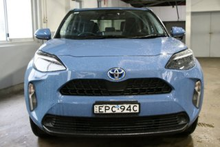 2020 Toyota Yaris Cross MXPJ15R GX AWD Mineral Blue 1 Speed Constant Variable Hatchback