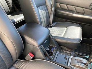 2008 Nissan Patrol GU 6 MY08 ST-L Silver 5 Speed Sports Automatic Wagon