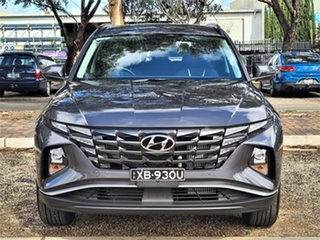 2021 Hyundai Tucson NX4.V1 MY22 Elite D-CT AWD Grey 7 Speed Sports Automatic Dual Clutch Wagon.