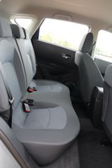 2012 Nissan Dualis J10W Series 3 MY12 ST Hatch X-tronic 2WD Silver 6 Speed CVT Auto Sequential Wagon