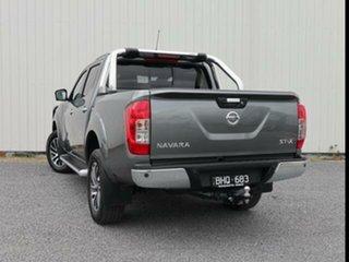 2020 Nissan Navara D23 S4 MY20 ST-X Twilight Grey 6 Speed Manual Double Cab Utility.