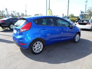 2015 Ford Fiesta TREND WZ Blue Manual Hatchback.