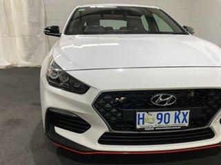 2018 Hyundai i30 PDe.2 MY18 N Performance Polar White 6 Speed Manual Hatchback