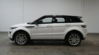 2014 Land Rover Range Rover Evoque L538 MY15 Dynamic White 9 Speed Sports Automatic Wagon