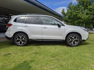 2013 Subaru Forester S4 MY13 2.0D-S AWD White 6 Speed Manual Wagon
