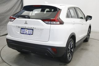 2020 Mitsubishi Eclipse Cross YB MY21 ES 2WD White 8 Speed Constant Variable Wagon
