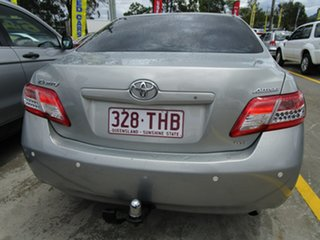 2010 Toyota Camry ACV40R MY10 Altise Silver 5 Speed Automatic Sedan