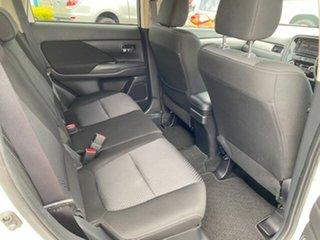 2018 Mitsubishi Outlander ZL MY19 LS 7 Seat (AWD) White 6 Speed Automatic Wagon