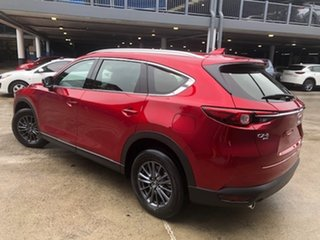 2021 Mazda CX-8 KG4W2A Sport SKYACTIV-Drive i-ACTIV AWD Soul Red Crystal 6 Speed Sports Automatic.