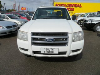 2008 Ford Ranger White 5 Speed Manual Extracab.