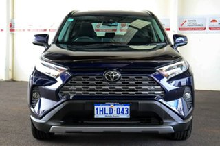 2020 Toyota RAV4 Mxaa52R GXL 2WD Saturn Blue 10 Speed Constant Variable Wagon.
