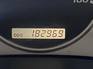 2004 Holden Rodeo RA LT Crew Cab Black 5 Speed Manual Utility
