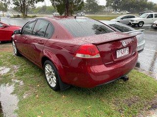2008 Holden Commodore VE MY09 60th Anniversary Maroon 4 Speed Automatic Sedan.