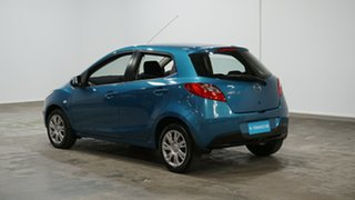2012 Mazda 2 DE10Y2 MY13 Neo Blue 4 Speed Automatic Hatchback.