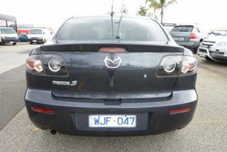 2007 Mazda 3 BK10F2 MZR-CD 6 Speed Manual Sedan.