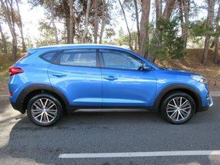 2016 Hyundai Tucson TL MY17 Active X 2WD Blue 6 Speed Sports Automatic Wagon.