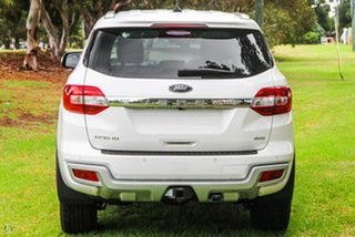 2021 Ford Everest UA II 2021.75MY Trend White 6 Speed Sports Automatic SUV.