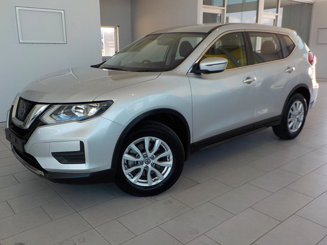 Used Nissan X-Trail T32 Series II ST X-tronic 2WD Garbutt, 2019 Nissan X-Trail T32 Series II ST X-tronic 2WD Silver 7 Speed Constant Variable Wagon