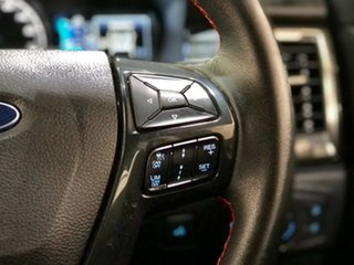 2020 Ford Ranger PX MkIII 2020.25MY FX4 Black 10 Speed Sports Automatic Double Cab Pick Up