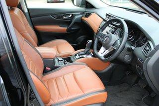2020 Nissan X-Trail T32 Series II Ti X-tronic 4WD Black/Grey 7 Speed Constant Variable Wagon