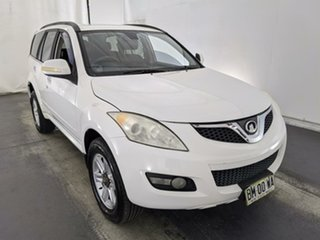 2011 Great Wall X240 CC6461KY White 5 Speed Manual Wagon.