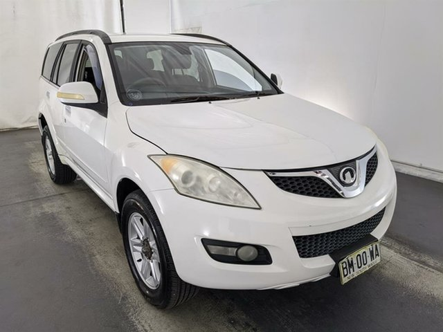 Used Great Wall X240 CC6461KY Maryville, 2011 Great Wall X240 CC6461KY White 5 Speed Manual Wagon