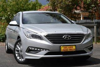 2014 Hyundai Sonata LF Active Silver 6 Speed Sports Automatic Sedan.