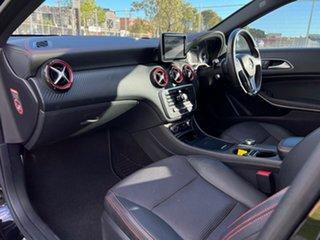 2015 Mercedes-Benz A-Class W176 805+055MY A250 D-CT Sport Black 7 Speed Sports Automatic Dual Clutch