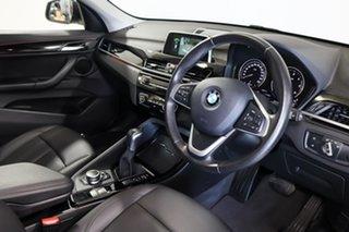 2019 BMW X1 F48 sDrive18d Steptronic White 8 Speed Sports Automatic Wagon